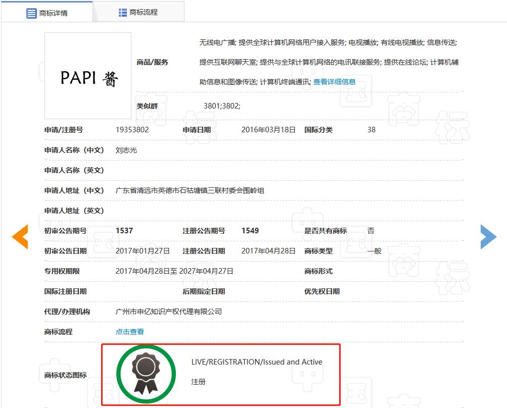 Papi 酱深陷商标版权之困,网红圈维权保护意识成关键
