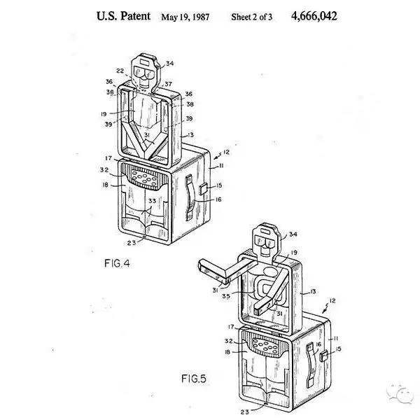 教师节献礼,一些让学生崩溃的神奇专利