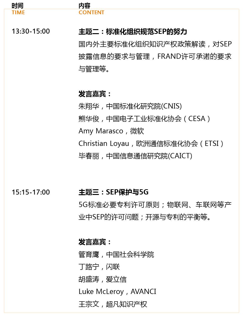 倒计时!2019年标准必要专利国际研讨会将于10月17日举办