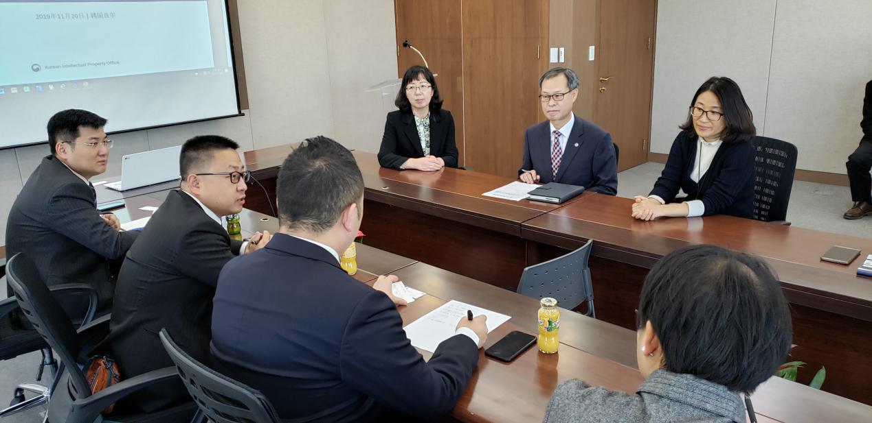 韩国知识产权交流参访活动成功举办!对话顶级韩国IP所与韩国特许厅等机构