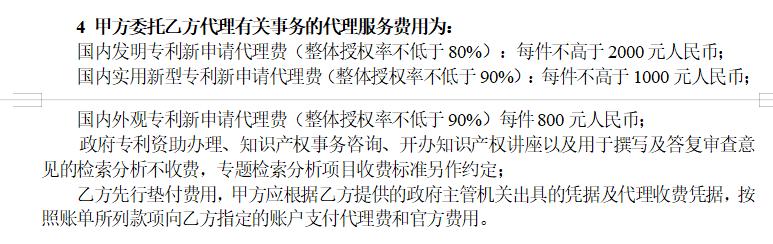 某高校发布发明申请代理费不得高于2千公告,引发热议!