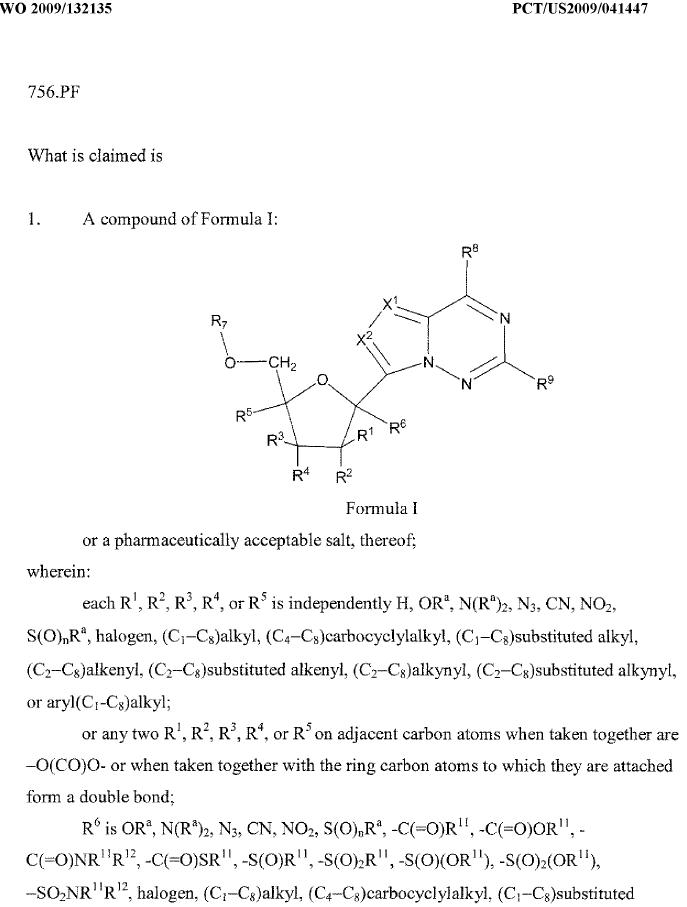"""看完瑞德西韦的专利,终于知道它为何叫潜在抗病毒""""神药""""了"""