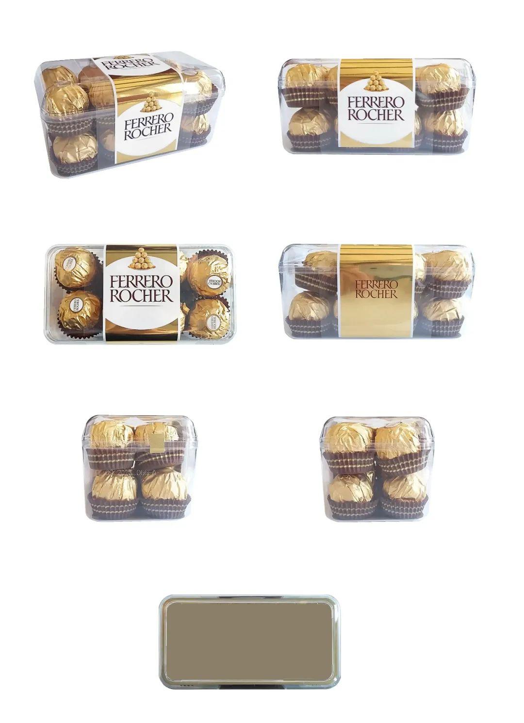 费列罗巧克力包装能注册成立体商标么?