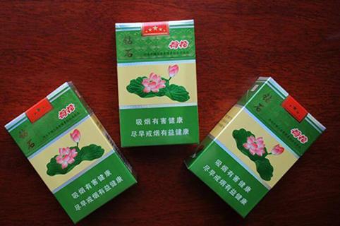 """都说""""烟酒不分家"""",荷花牌香烟包装能否无效荷花酒外观设计?"""