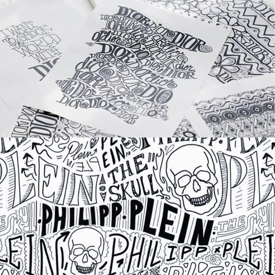 #晨报#德国时装品牌Philipp Plein被指涉嫌抄袭Dior;沙特知识产权局宣布打击盗播,纽卡收购案或现转机