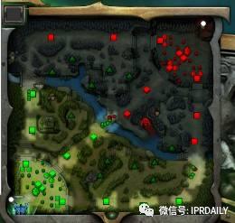 十评MOBA游戏地图著作权系列之三:MOBA游戏缩略地图涉及的作品类型界定
