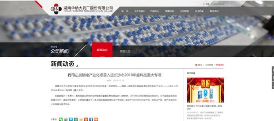湖南华纳大药厂转战科创板!创新药之一卷入专利纠纷?