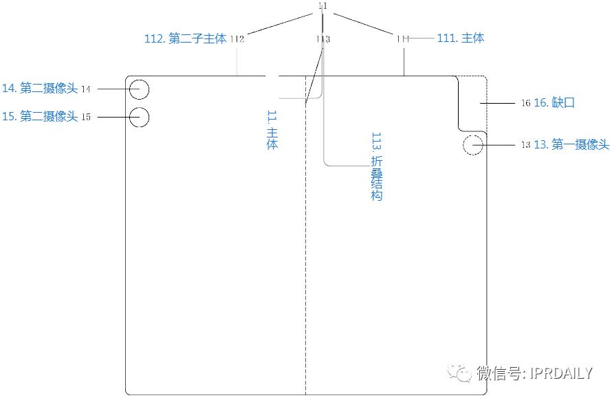 小米折叠手机新专利公开,抢先看看新产品亮点