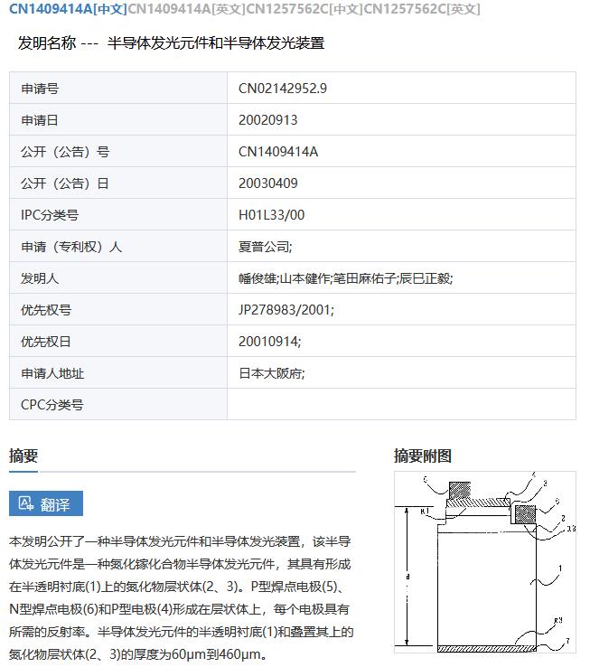 LED芯片领域专利战起!两大龙头企业因专利侵权对薄公堂!三安光电索赔8000万