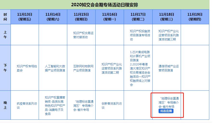 2020知交会线上参会攻略:展馆、论坛、专场活动一应俱全!