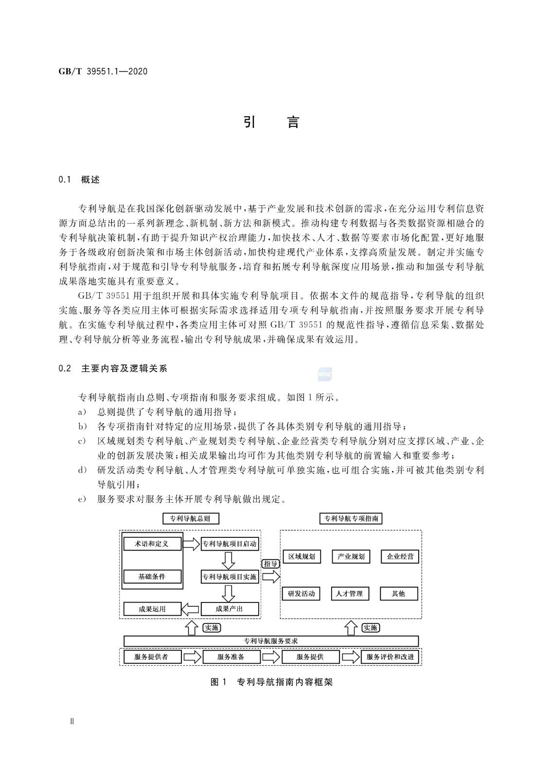 官方版本!《专利导航指南》国家标准全文!2021.6.1起实施
