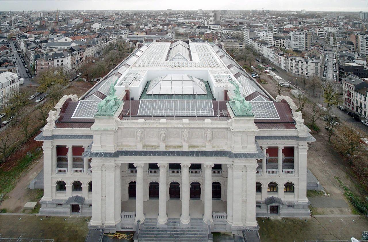 用建筑对话历史:2021欧洲建筑遗产干预奖
