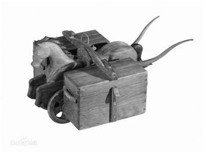 """趣谈《三国演义》中的""""木牛流马""""与发明专利"""