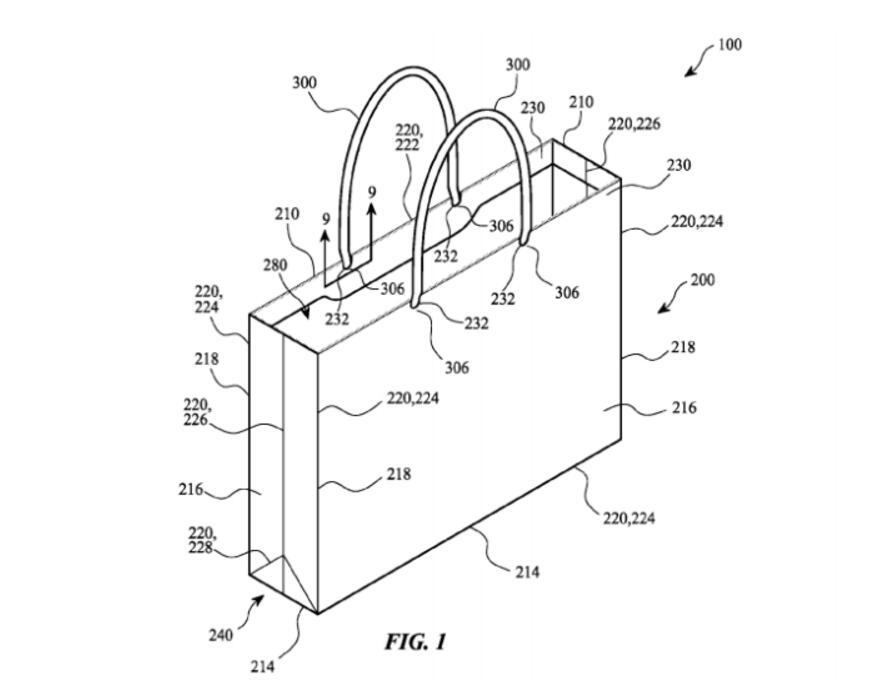 到底有什么玄机?苹果居然为纸袋申请专利