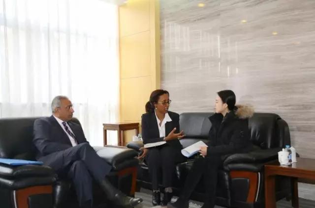 """专访WIPO学院院长谢里夫:这是我们第一次""""走出去""""——开放国外知产教育平台管理权!"""