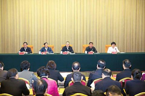 国家工商总局局长张茅在全国工商和市场监管工作会议上作工作报告亮点众多